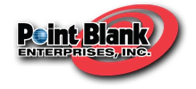 Asset Trading Program Point Blank Enterprises