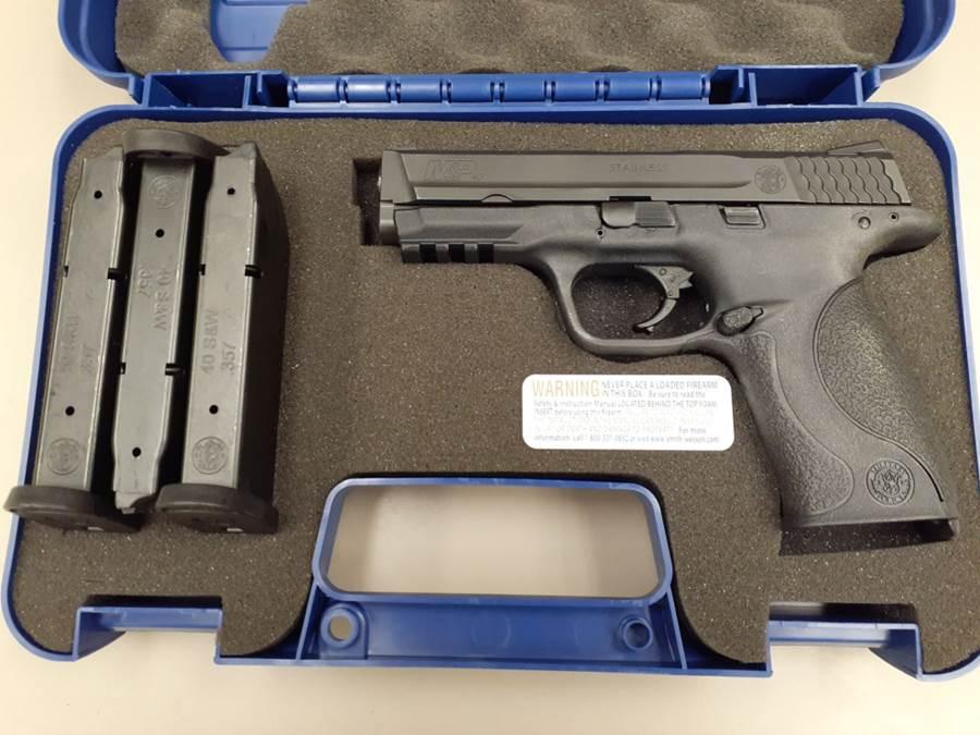 S&W M&P .40 Pistol MPZ7873