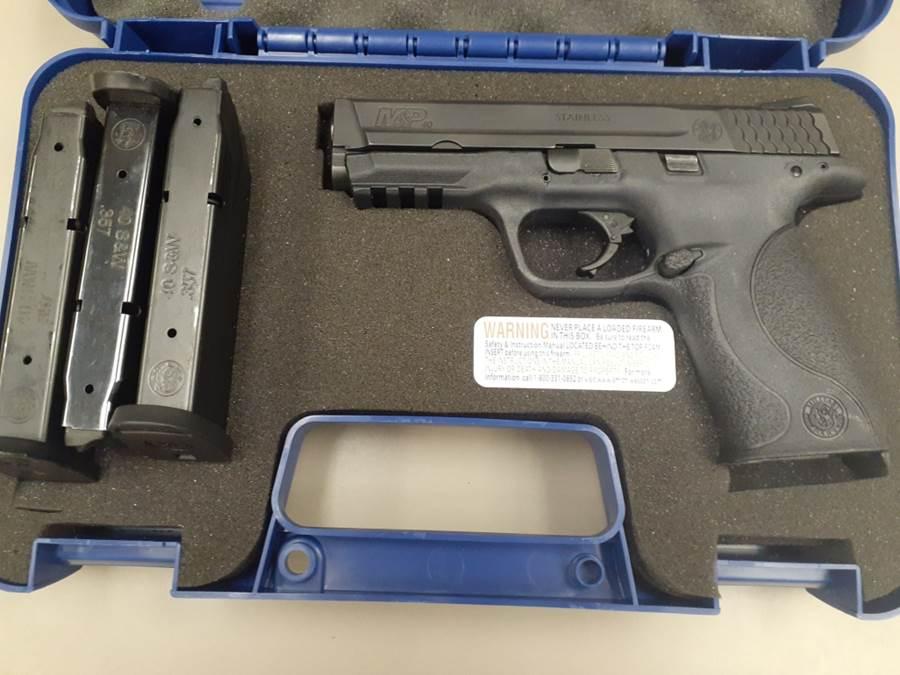 S&W M&P .40 Pistol MPZ7874